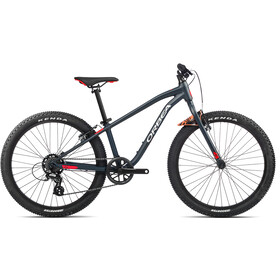 "Orbea MX Dirt 24"" Kids, blue bondi/bright red"